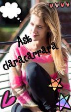 Ask claracarrara by claracarrara