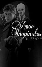 Drarry - Amor Inopinatus by HaileyJane9