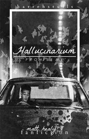 Hallucinarium │ Matt Healy AU by HarrehStulls