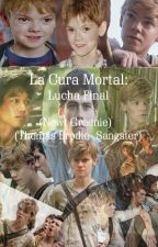 La Cura Mortal : Lucha Final (Newt Greenie)(Thomas Brodie-Sangster) by Andrea_23199
