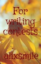 For writing contests by GunNorth