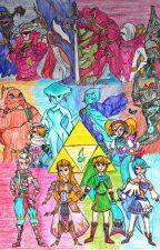 The Legend of Zelda: Hyrule Warriors by MiniJen