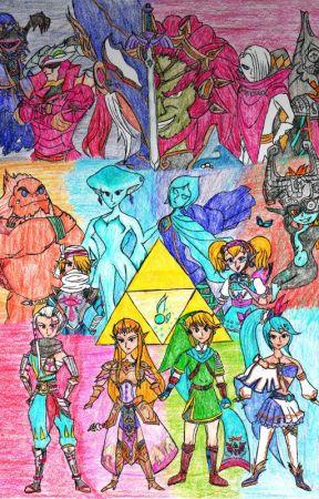 The Legend Of Zelda Hyrule Warriors Chapter 4 The Sheikah Tribesmen Page 6 Wattpad