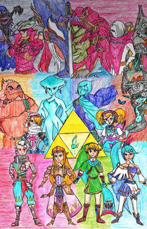 The legend of zelda hyrule warriors minijen