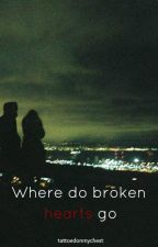 Where do broken hearts go by tattoedonmychest