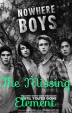 Nowhere Boys The Missing Element by DrWhoNerd