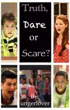 Truth, Dare, or Scare? (Lab Rats One-Shot) by ungerlover