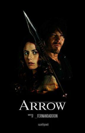 Arrow #PTWD2016 by _FernandaDixon