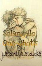 Solangelo one-shots (A Percy Jackson Fanfiction) by justdonttrustducks