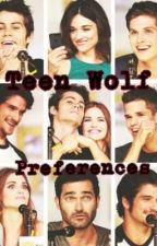Teen wolf Preference (Finished) by Genrock53