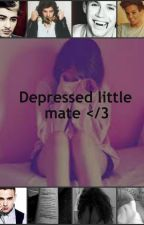 Depressed little mate </3 by -ripped-stitches-
