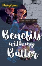Benefits With My Butler [NaLu:Fairytail Fanfiction] by khiegilsan