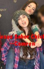 Besos Sabor Chicle--Camren CANCELADA  by Brittana_camren