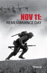 Remembrance Day by 5ifthproject