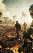 The Battlefield by DexKnight