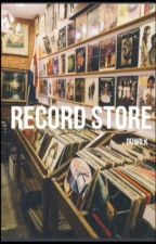 record store; gilinsky by ogwilk