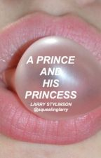 A Prince And His Princess. by squealinglarry