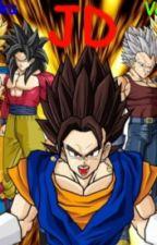 Dragon Ball DP by Rayito1525