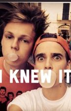 I Knew It || Jaspar by zalfiespug