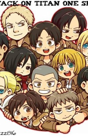 Attack On Titan One Shots by Skittlezzz816