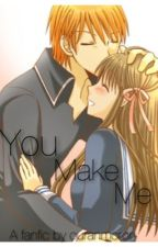 You Make Me (KyoxTohru) (fruits basket) by ouranmoron