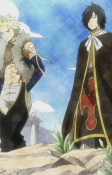 Fairy tail: lucy's true power (Editing, BIG TIME!)
