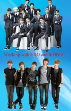 Working with SHINEE and EXO by nabloveme