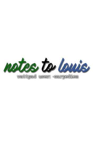 NOTES TO LOUIS | H + L