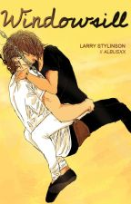 windowsill ▲ larry stylinson AU by albusxx