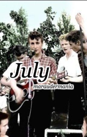 July by maraudermania
