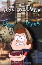 Ask and Dare Dipper Pines by DerpyLeafpool