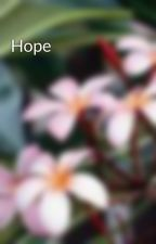 Hope by daliaaltarshan