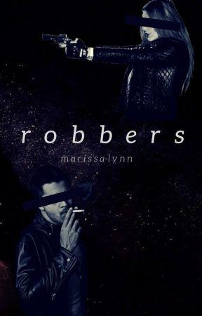 Robbers by marissa-lynn