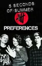 5sos Preferences by Rockedia