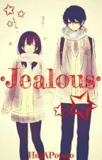 Jealous (One Shot) by HugAPotato