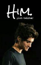 Him // z. malik [A.U] by plot-twister