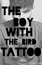 The Boy With the Bird Tattoo by i8theAlphabet