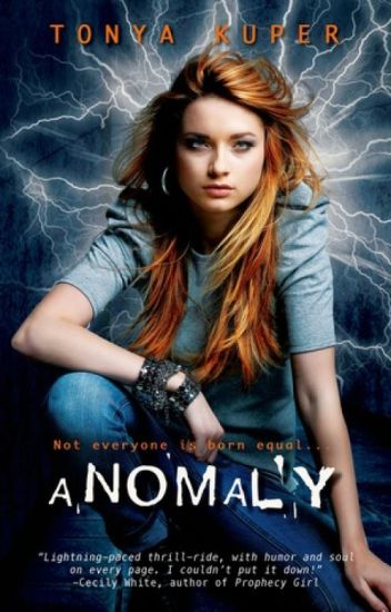 Chapter 1 of ANOMALY