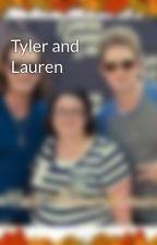Tyler and Lauren by smalleylauren