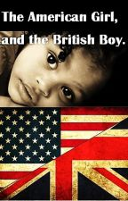 The American Girl and The British Boy by livjustlikeswriting