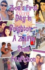 Zoe's first day in Brighton-Zalfie smut by mrs_deyes007