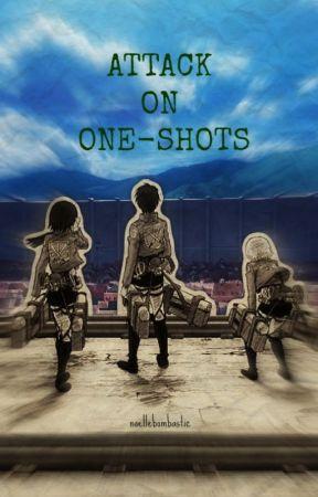 Attack on One-Shots - Oops - Reiner x Reader - Wattpad