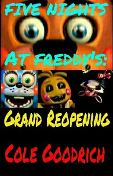 FNAF: Grand Reopening