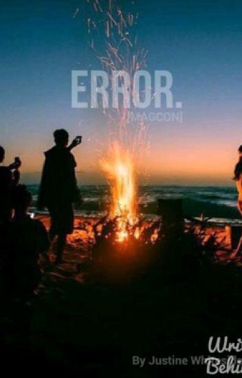 Error. [Magcon]