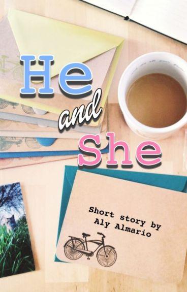 He & She by alyloony