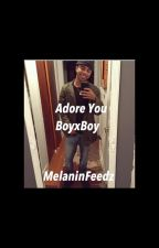 Adore You BoyxBoy Nathaniel and Jacob by MelaninFeedz