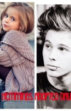 Adopted by Luke Hemmings by kenzie_tuck34