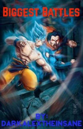 Biggest Battles - Thanos vs Darkseid - Wattpad
