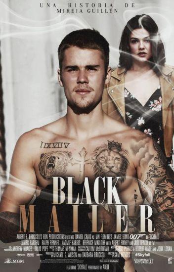 Blackmailer ➳ j.b