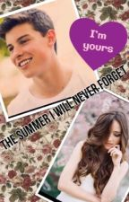 the  summer i'll never forget by Magconqueen13